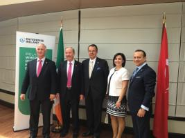 DEIK  and Enterprise Ireland sign cooperation agreement to improve trade between Turkey & Ireland